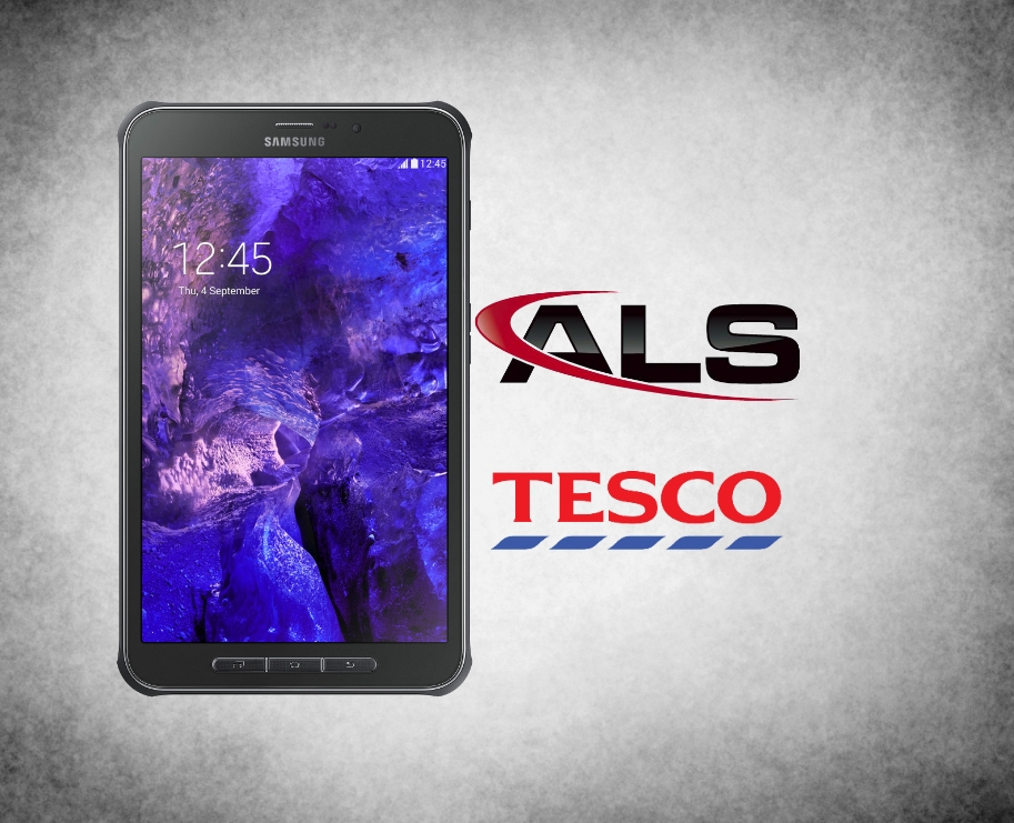 Tesco Tablet roll out